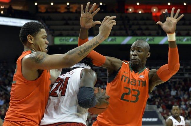 Miami vs. North Carolina - 2/28/15 College Basketball Pick, Odds, and Prediction