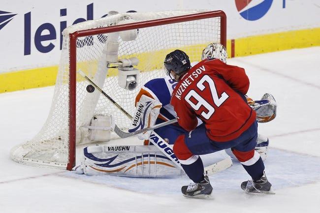 New York Islanders at Washington Capitals- 4/15/15 NHL Pick, Odds, and Prediction