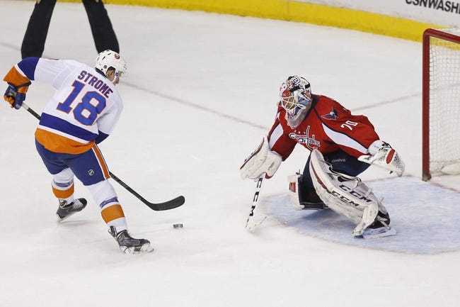 Washington Capitals vs. New York Islanders Stanley Cup Playoffs - 4/15/15 NHL Pick, Odds, and Prediction