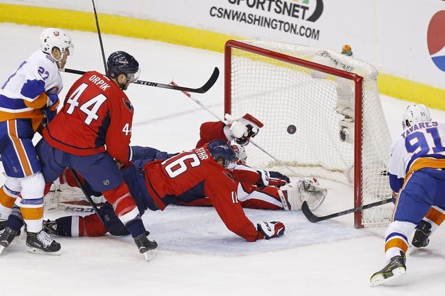 Islanders at Capitals - 4/15/15 NHL Pick, Odds, and Prediction