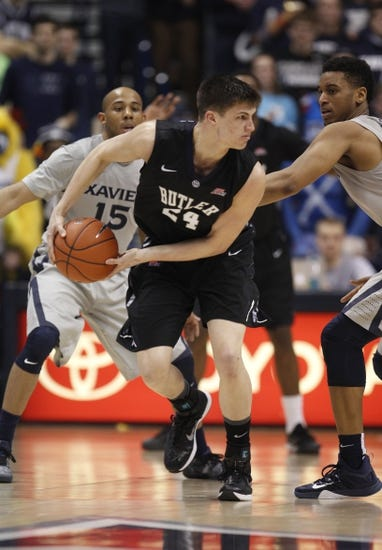 Butler vs. Xavier - Big East Tournament - 3/12/15  Pick, Odds, and Prediction