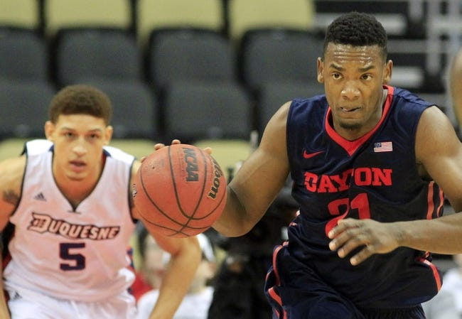 Dayton Flyers vs. George Mason Patriots - 2/25/15 College Basketball Pick, Odds, and Prediction