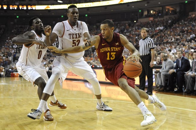 Iowa State vs. Texas - Big 12 Championship - 3/12/15 Pick, Odds, and Prediction