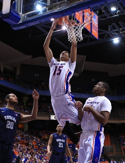 Nevada Wolf Pack vs. Boise State Broncos - 1/13/16 College Basketball Pick, Odds, and Prediction