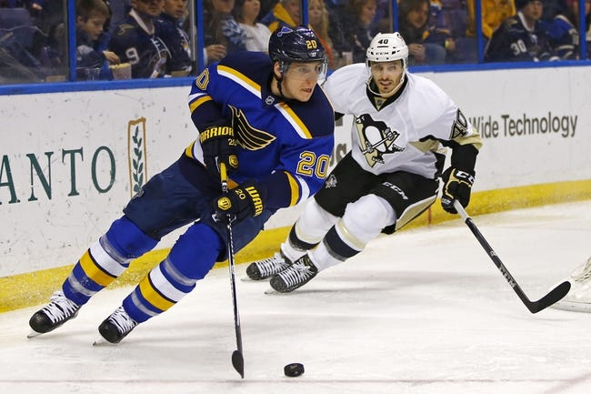 Pittsburgh Penguins vs. St. Louis Blues - 3/24/15 NHL Pick, Odds, and Prediction