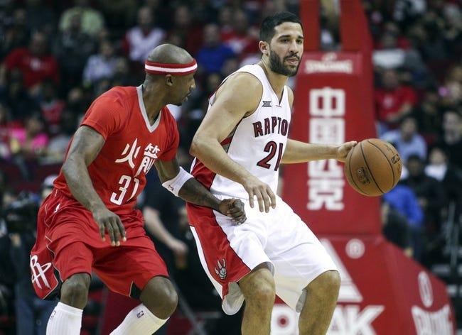Raptors vs. Rockets - 3/30/15 NBA Pick, Odds, and Prediction