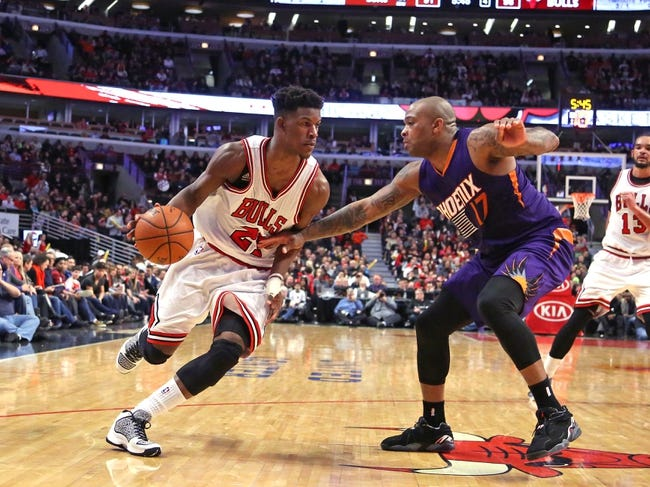 Phoenix Suns vs. Chicago Bulls - 11/18/15 NBA Pick, Odds, and Prediction