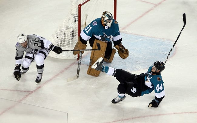 Kings vs. Sharks - 4/11/15 NHL Pick, Odds, and Prediction