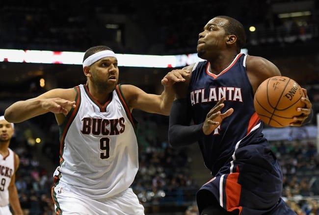 Atlanta Hawks vs. Milwaukee Bucks - 3/30/15 NBA Pick, Odds, and Prediction