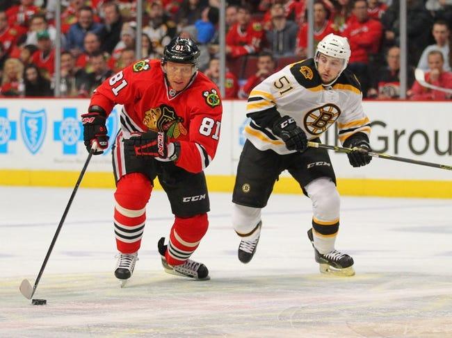 Bruins vs. Blackhawks - 3/3/16 NHL Pick, Odds, and Prediction