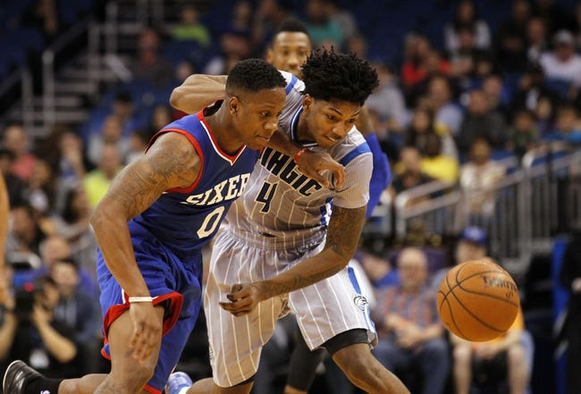 Magic at 76ers - 11/7/15 NBA Pick, Odds, and Prediction