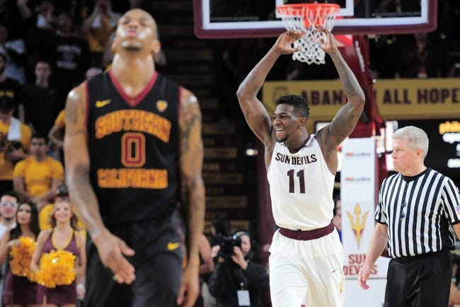 USC vs. Washington State - 2/25/15 College Basketball Pick, Odds, and Prediction