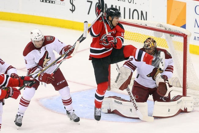 Arizona Coyotes vs. New Jersey Devils - 3/14/15 NHL Pick, Odds, and Prediction