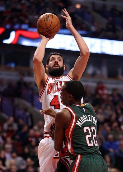 Milwaukee Bucks vs. Chicago Bulls - 4/1/15 NBA Pick, Odds, and Prediction