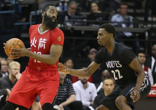 Timberwolves at Rockets - 3/27/15 NBA Pick, Odds, and Prediction