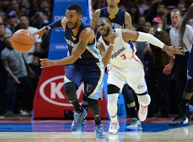 Memphis Grizzlies vs. Los Angeles Clippers - 2/27/15 NBA Pick, Odds, and Prediction