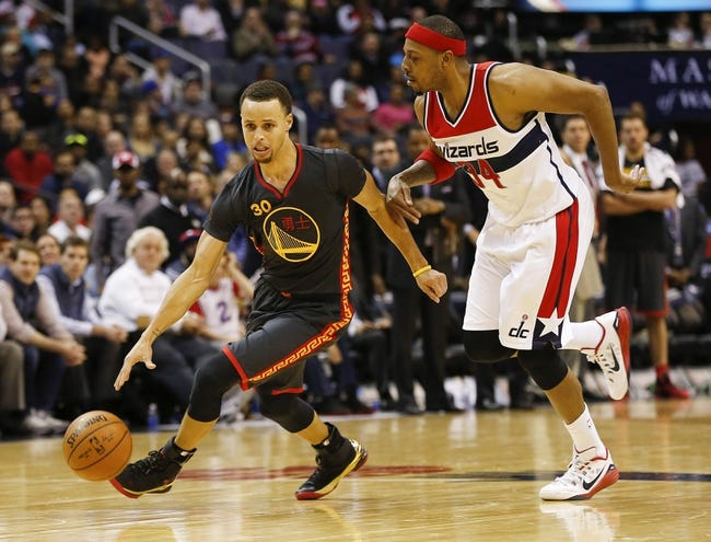 Warriors vs. Wizards - 3/23/15 NBA Pick, Odds, and Prediction