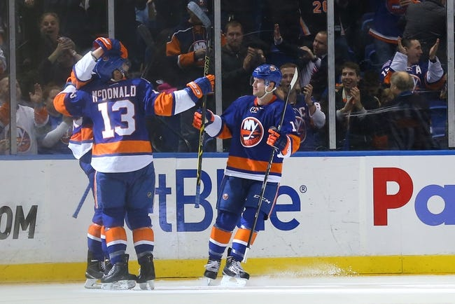 Arizona Coyotes vs. New York Islanders - 12/19/15 NHL Pick, Odds, and Prediction