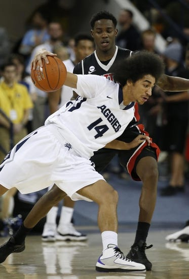 Utah State Aggies vs. San Diego State Aztecs - 1/2/16 College Basketball Pick, Odds, and Prediction