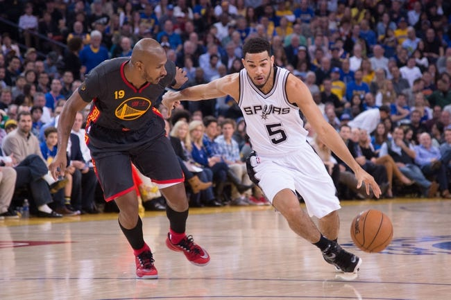 Spurs vs. Warriors - 4/5/15 NBA Pick, Odds, and Prediction