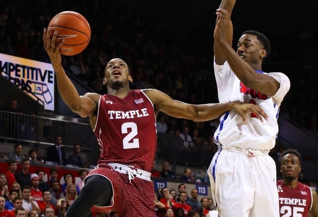 Temple Owls vs. Connecticut Huskies - 3/7/15 College Basketball Pick, Odds, and Prediction