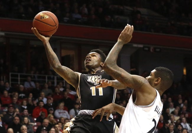 Central Florida Knights vs. East Carolina Pirates - 2/28/15 College Basketball Pick, Odds, and Prediction
