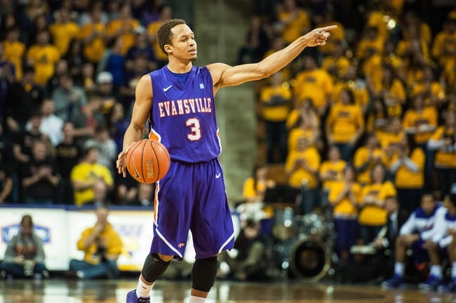 Louisiana-Lafayette Ragin Cajuns vs. Evansville Purple Aces CIT Tournament - 3/26/15 College Basketball Pick, Odds, and Prediction