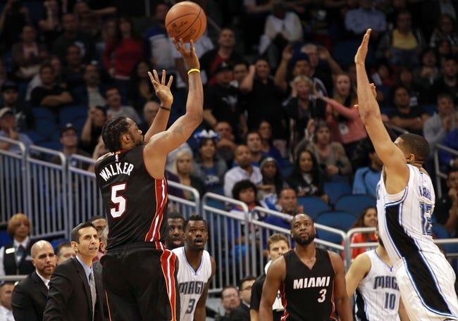 Heat vs. Magic - 4/13/15 NBA Pick, Odds, and Prediction