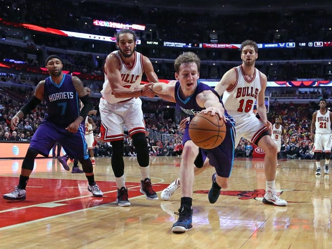 Hornets vs. Bulls - 3/13/15 NBA Pick, Odds, and Prediction