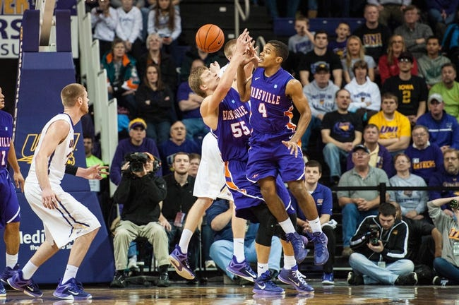 Evansville Purple Aces vs. Southeast Missouri State Redhawks - 11/15/15 College Basketball Pick, Odds, and Prediction