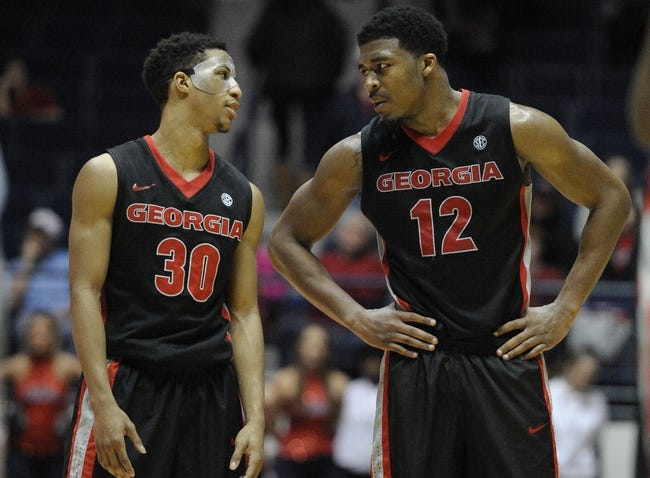 Georgia vs. Missouri - 2/28/15 College Basketball Pick, Odds, and Prediction