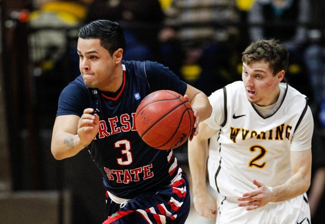 Wyoming Cowboys vs. Fresno State Bulldogs - 2/17/16 College Basketball Pick, Odds, and Prediction