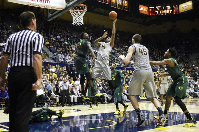 Cal vs. Oregon State - 3/1/15 College Basketball Pick, Odds, and Prediction