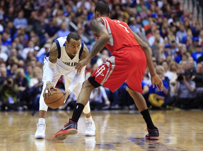 Dallas Mavericks vs. Houston Rockets - 4/2/15 NBA Pick, Odds, and Prediction