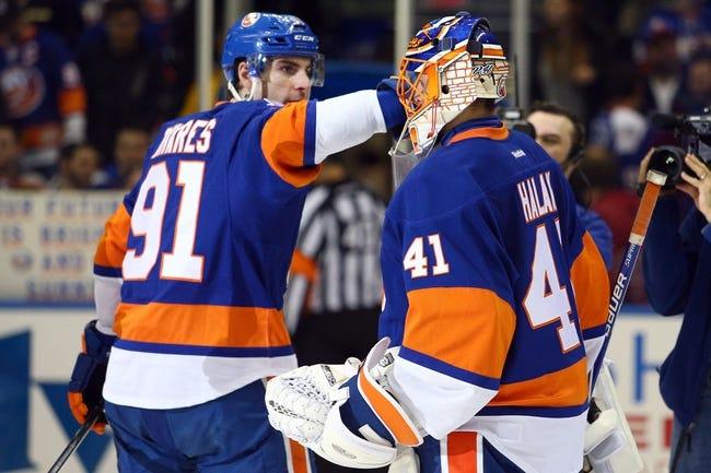 New York Islanders vs. Calgary Flames - 10/26/15 NHL Pick, Odds, and Prediction