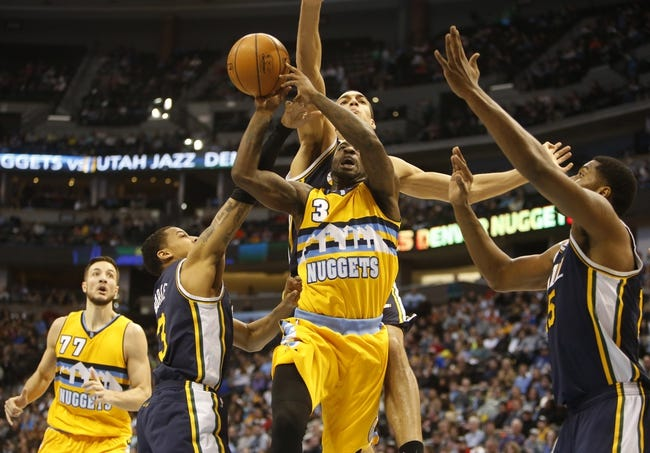 Jazz at Nuggets - 3/27/15 NBA Pick, Odds, and Prediction