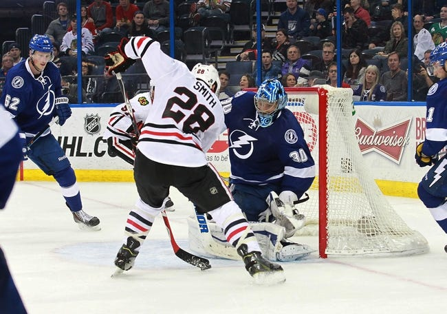 Tampa Bay Lightning vs. Chicago Blackhawks - 6/3/15 NHL Pick, Odds, and Prediction