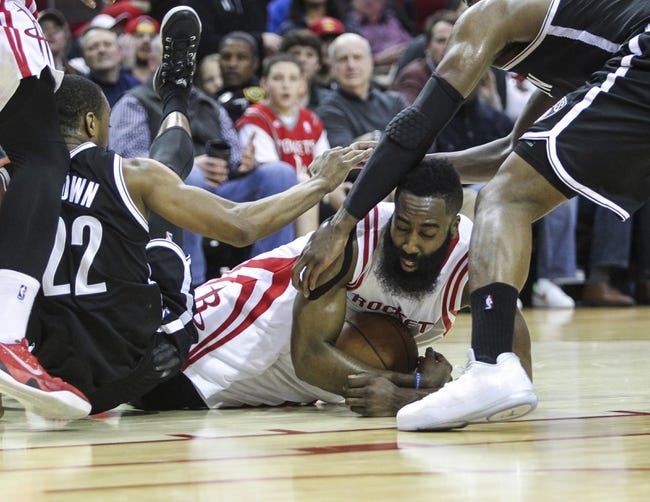 Houston Rockets vs. Brooklyn Nets - 11/11/15 NBA Pick, Odds, and Prediction