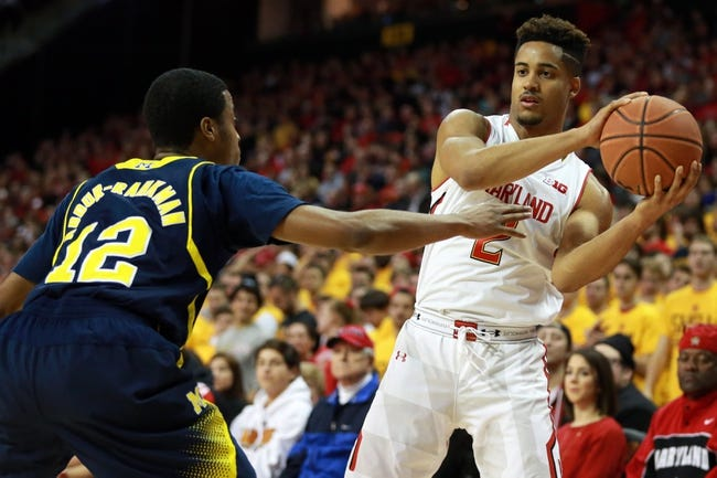 Indiana vs. Maryland - 3/13/15 Big Ten Quarterfinal Pick, Odds, and Prediction