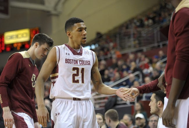 Boston College vs. Wake Forest - 3/7/15 College Basketball Pick, Odds, and Prediction