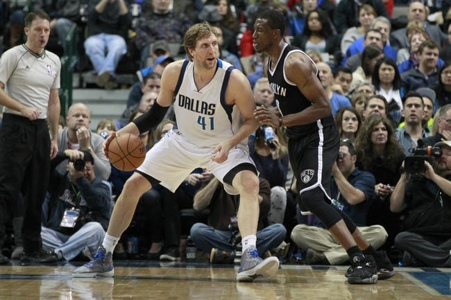 Brooklyn Nets vs. Dallas Mavericks - 12/23/15 NBA Pick, Odds, and Prediction