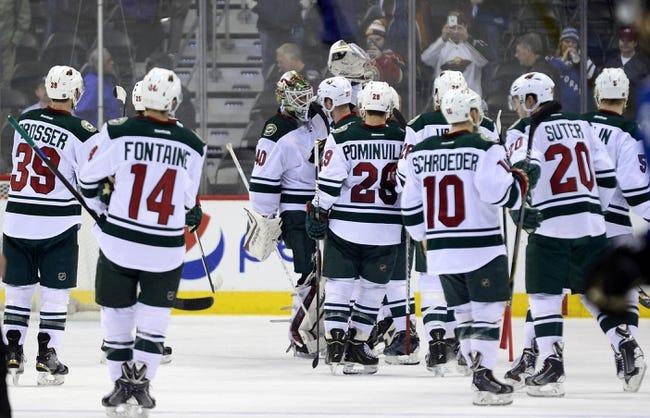 Minnesota Wild vs. Colorado Avalanche - 3/8/15 NHL Pick, Odds, and Prediction