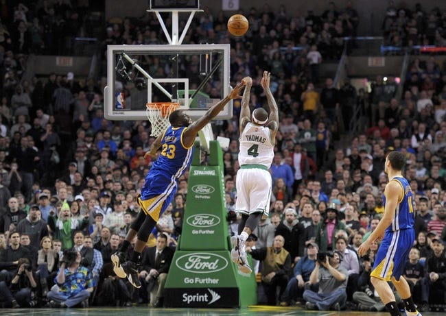 Celtics vs. Warriors - 12/11/15 NBA Pick, Odds, and Prediction