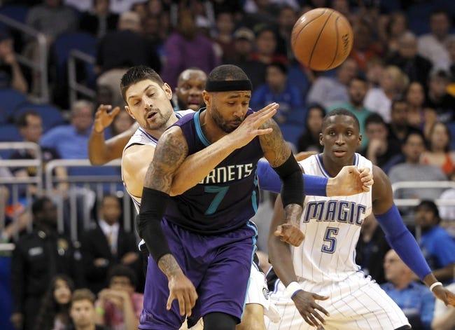 Orlando Magic vs. Charlotte Hornets - 12/16/15 NBA Pick, Odds, and Prediction