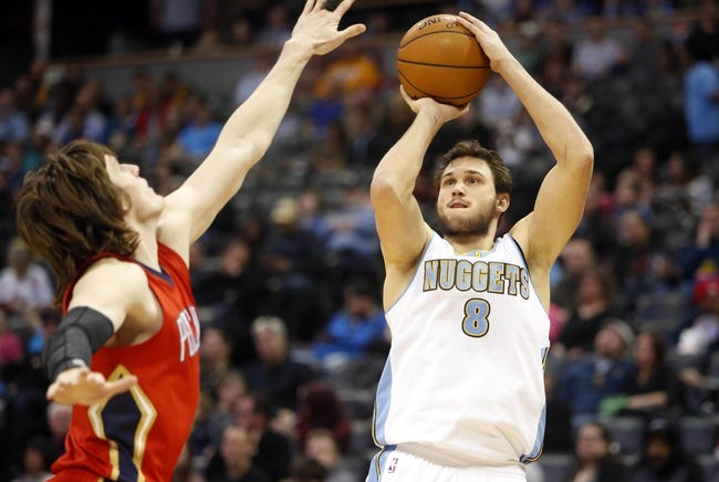 Pelicans vs. Nuggets - 3/15/15 NBA Pick, Odds, and Prediction