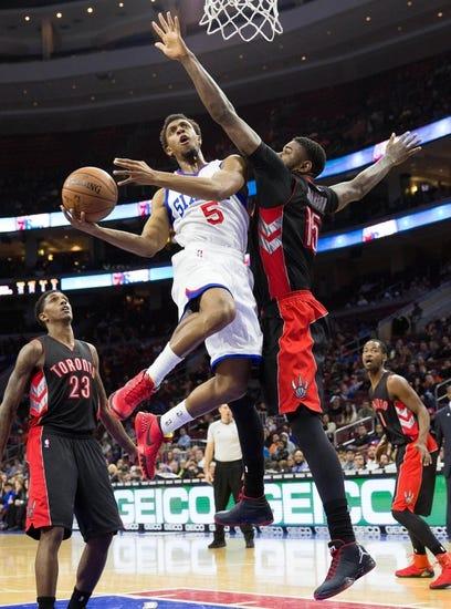 Philadelphia 76ers vs. Toronto Raptors - 11/11/15 NBA Pick, Odds, and Prediction