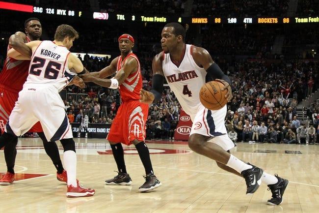 Houston Rockets vs. Atlanta Hawks - 12/29/15 NBA Pick, Odds, and Prediction