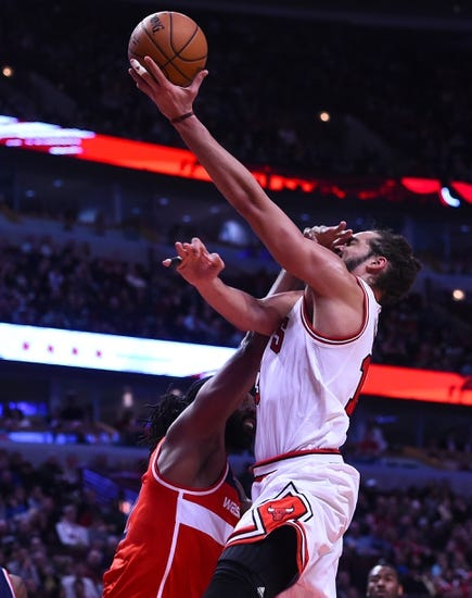 Chicago Bulls vs. Washington Wizards - 1/11/16 NBA Pick, Odds, and Prediction