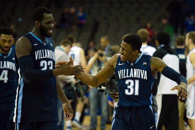Creighton vs. Villanova - 1/2/16 College Basketball Pick, Odds, and Prediction