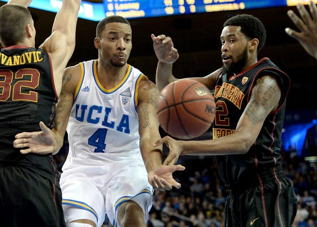 UCLA vs. USC Pac-12 Tournament - 3/12/15 College Basketball Pick, Odds, and Prediction